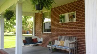 Front Porch Spring 2015